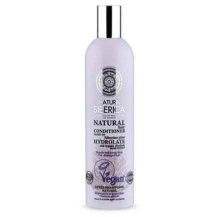 Bálsamo natural para cabello dañado, Protección y Reparación