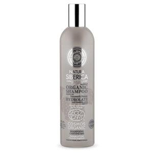 Champú orgánico para cabello débil, Energía y Brillo