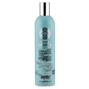 Champú orgánico para cabello seco, Nutrición e Hidratación