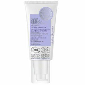 Crema de día facial Hidratante y Protectora