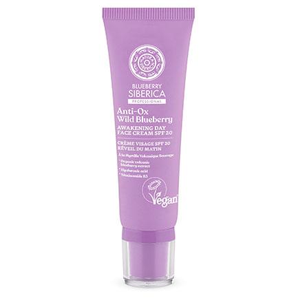 Crema de día facial Vigorizante SPF20