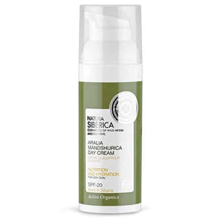 Crema de día para piel seca Nutrición e Hidratación