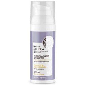 Crema de día para piel sensible Protección e Hidratación