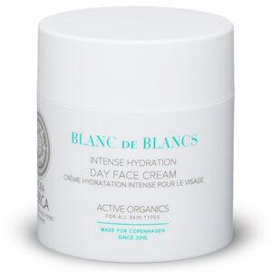 Crema de día facial Hidratación intensiva de Blanc de Blancs