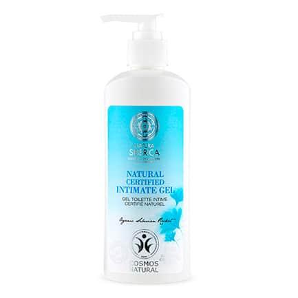 Gel de Higiene Íntima natural certificado