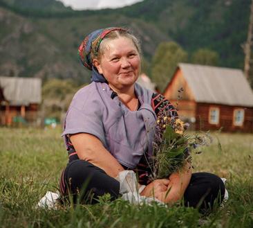 indígena siberiana
