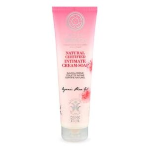 Jabón Cremoso de Higiene Íntima natural certificado