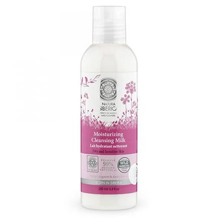 Leche Limpiadora Hidratante para piel seca o sensible