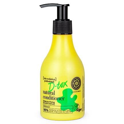 Acondicionador natural de Arcilla blanca «D-tox» Limpieza profunda