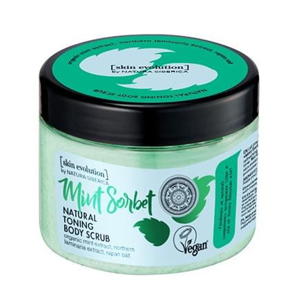 Exfoliante corporal Tonificante Mint Sorbet