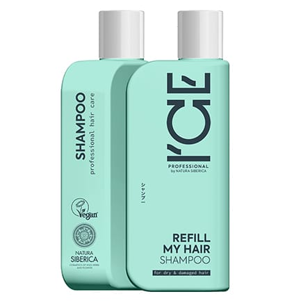 Champú Hidratante Refill My Hair