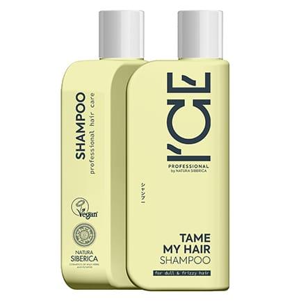 Champú Nutritivo a base de Aceite Tame My Hair