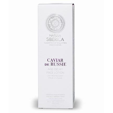 Loción facial Antiedad de Caviar de Rusia